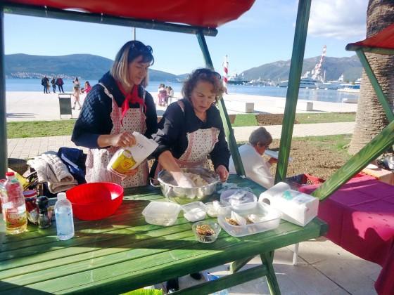 Velika humanitarna fešta na tivatskoj rivi