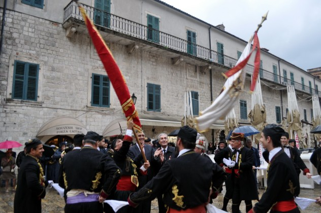 Proslavljen 21.novembar Dan opštine Kotor