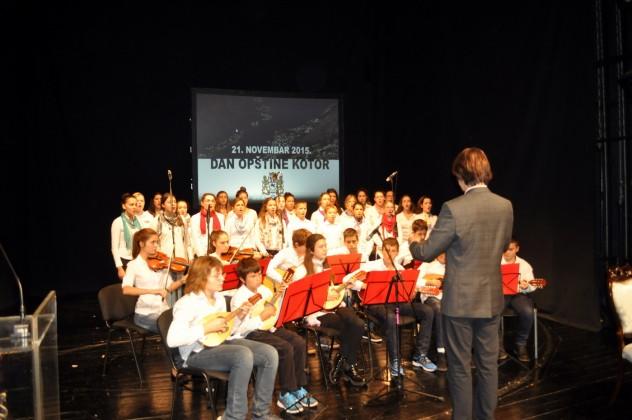 Proslavljen 21.novemba Dan opštine Kotor