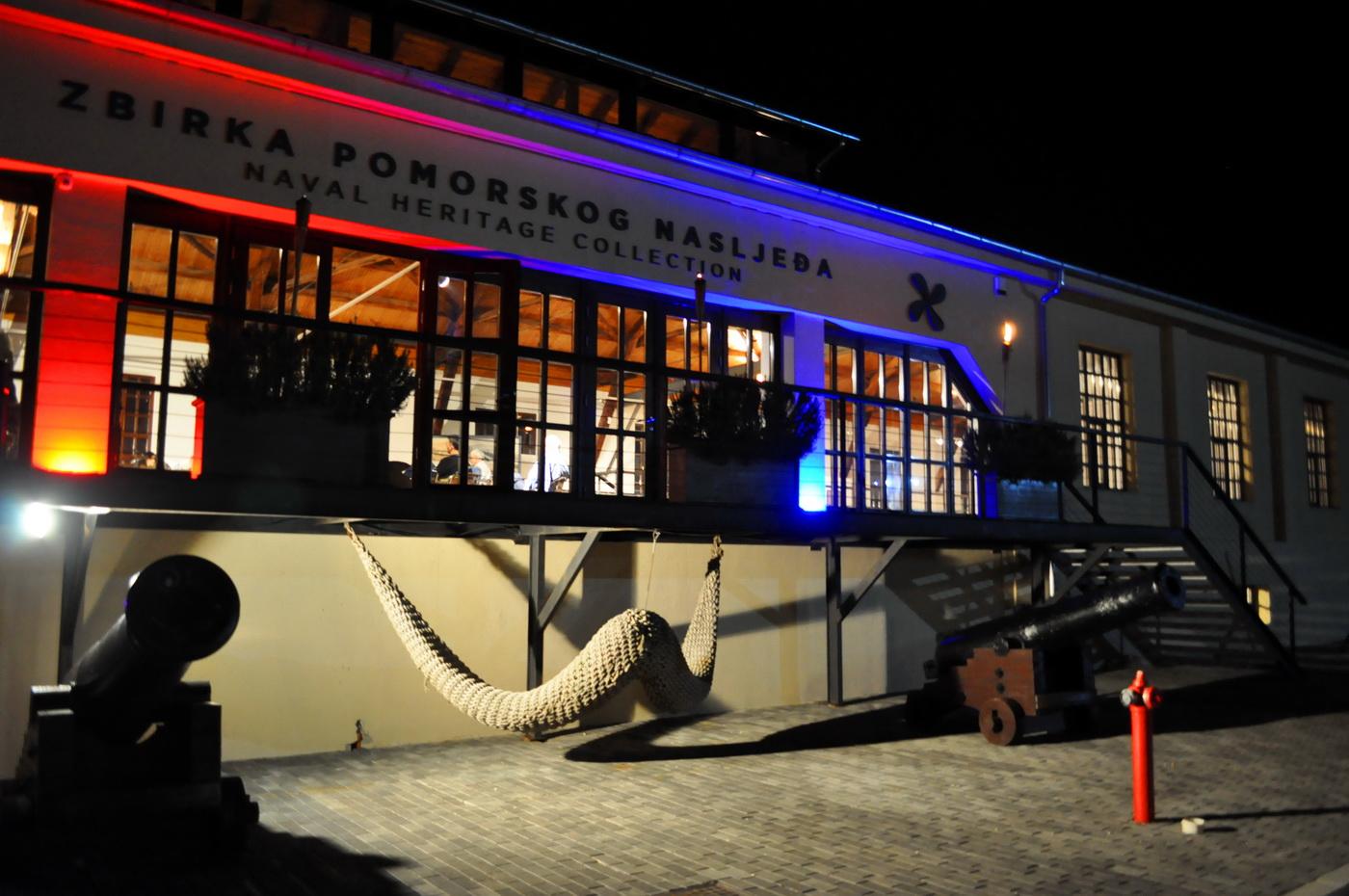 Zbirka pomorskog nasljeđa - Porto Montenegro