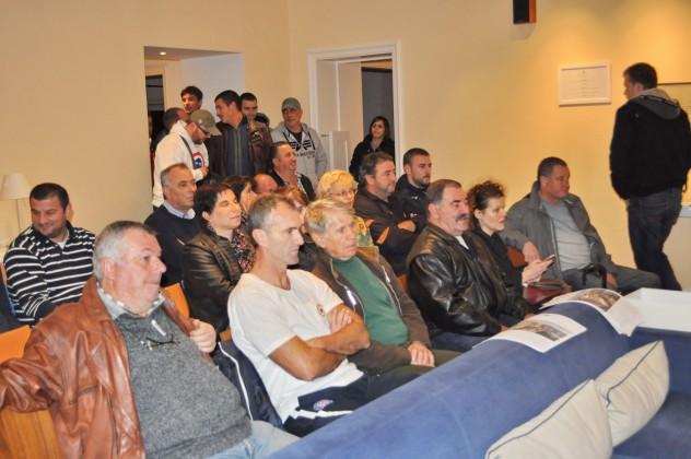 Promocija knjige Hajdukova'71 u Tivtu
