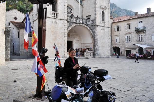 Clémence biciklom na put oko svijeta