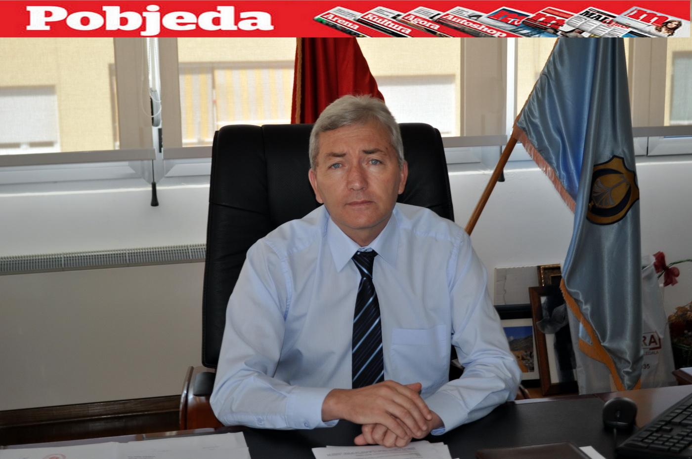 Ivan Novosel predsjednik opštine Tivat