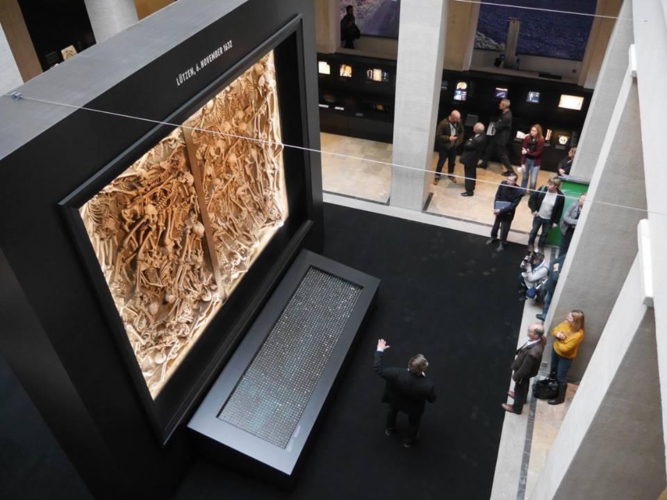 Izložba Rat - arheološki tragovi