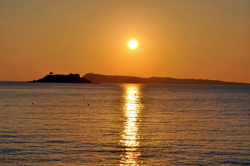 Zalazak sunca foto Boka News