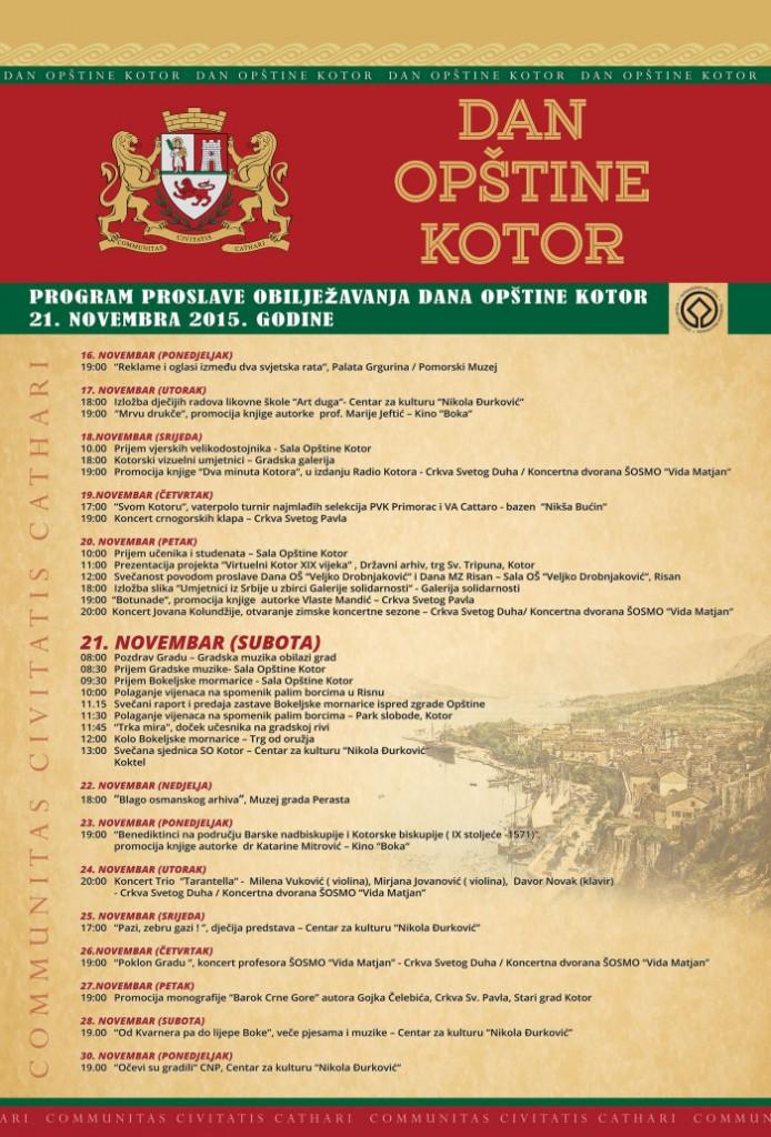 Plakat programa