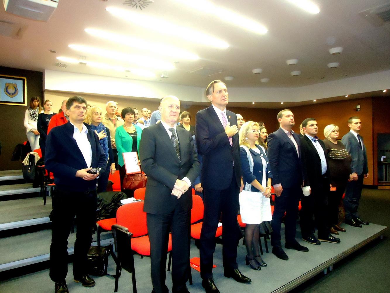 Sa izborne konvencije SDP Tivat