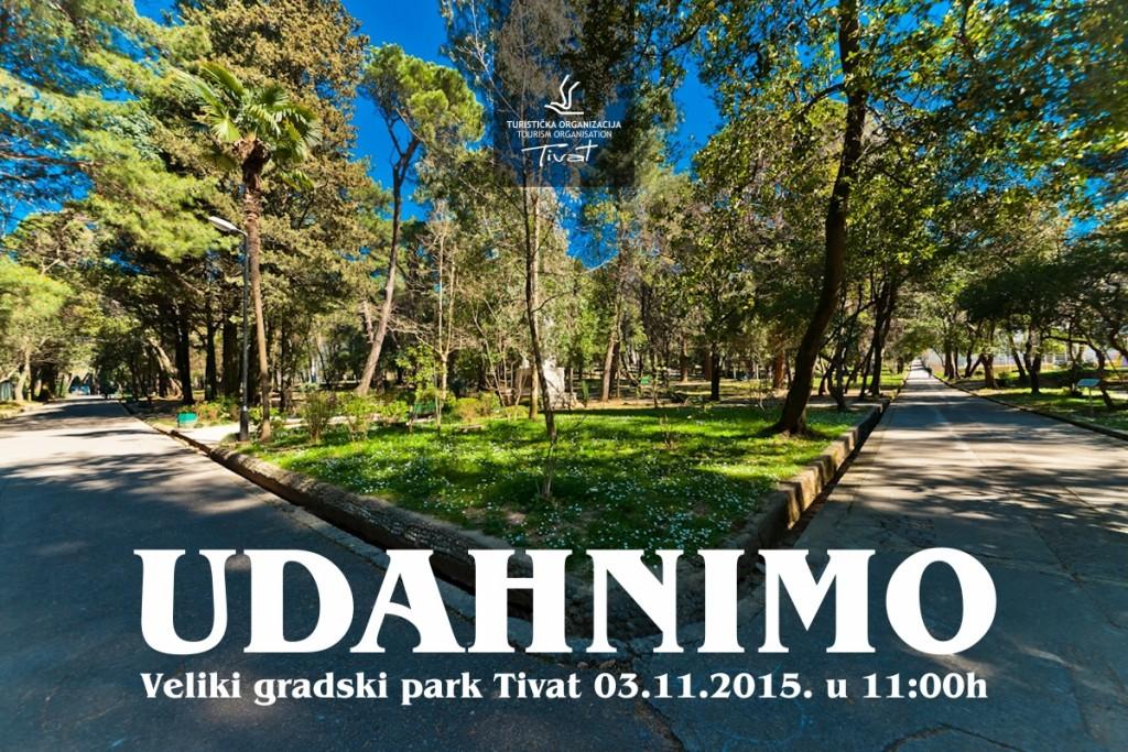 Park Tivat - Udahnimo