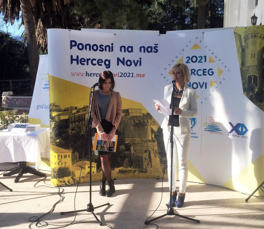 Svečanosti povodom ulaska u drugi krug za izbor EPK 2021