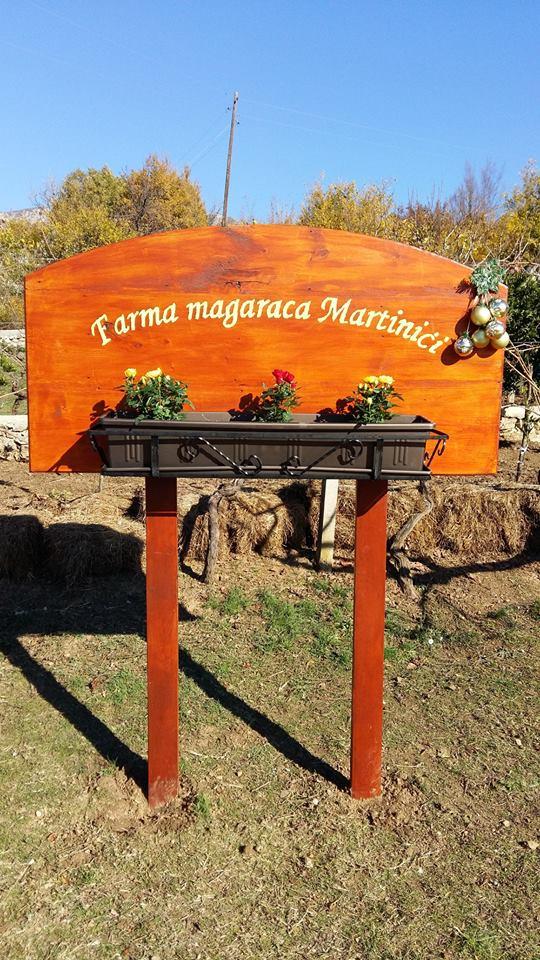 Novogodišnji bal na Farmi magaraca Martinići