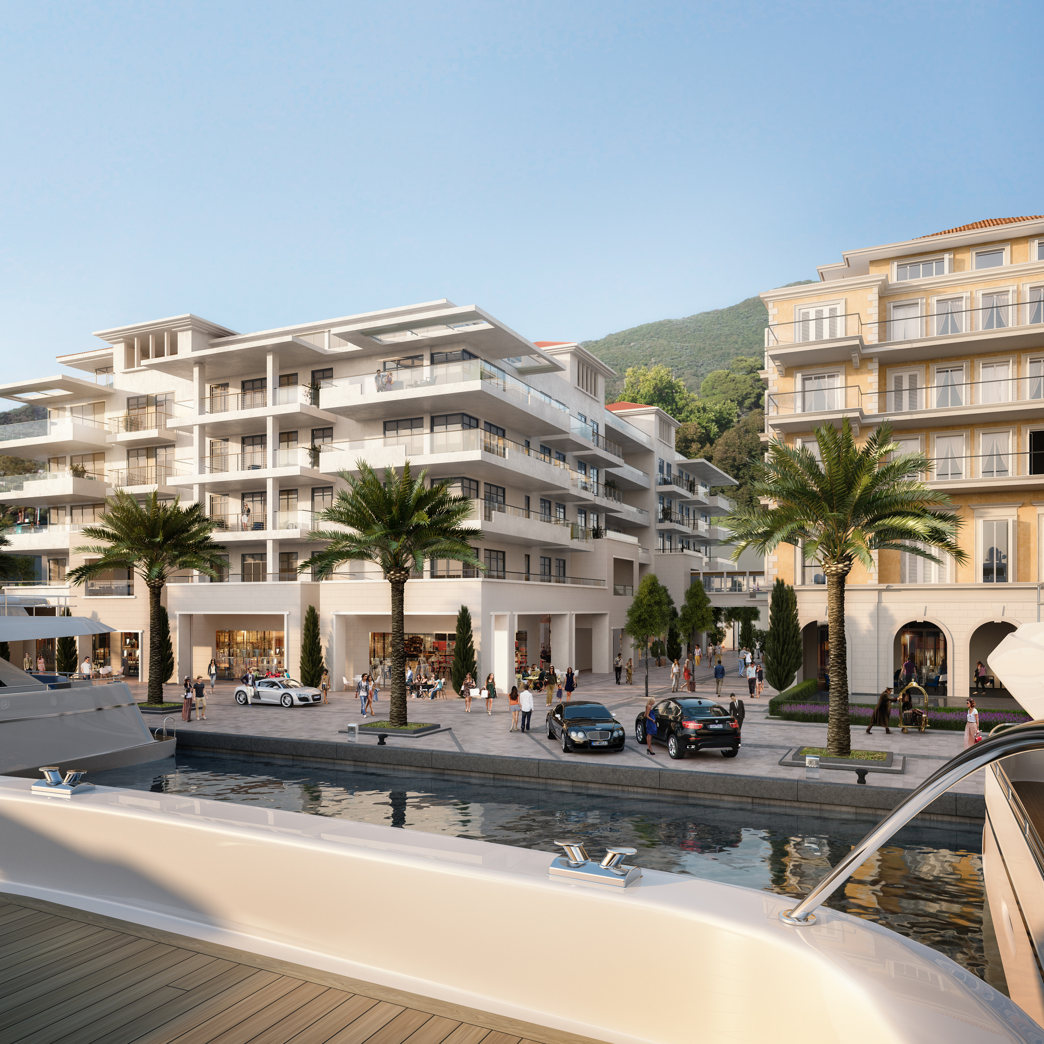 Nova Regent Pool Club Residences zgrada