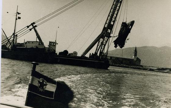 Vađenje broda