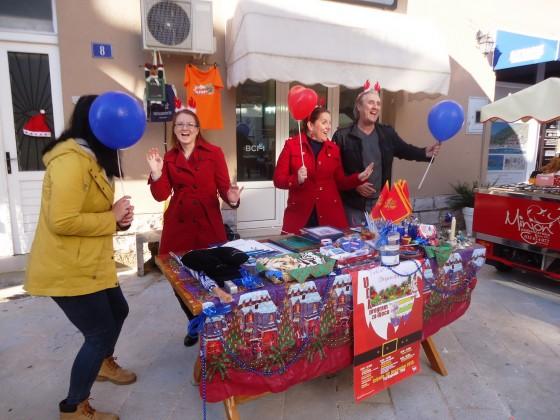 Humanitarni Novogodišnji bazar