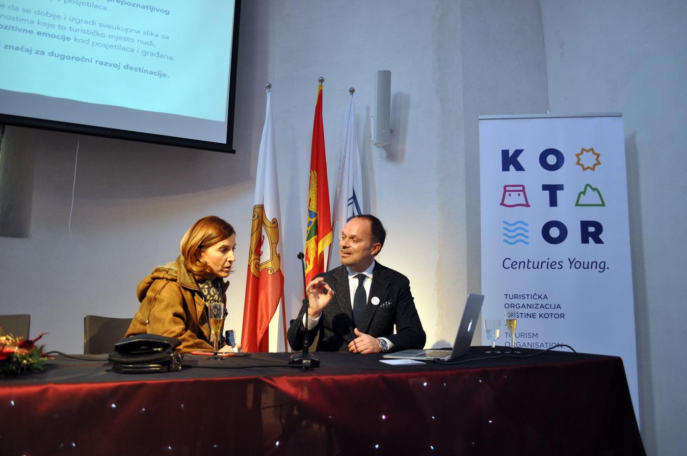 TO Kotor predstavila novi vizuelni identitet