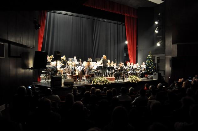 Novogodišnji koncert GPD Tivat 2015.