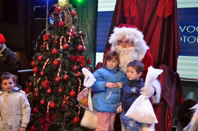 Kotor - Dječija Nova godina