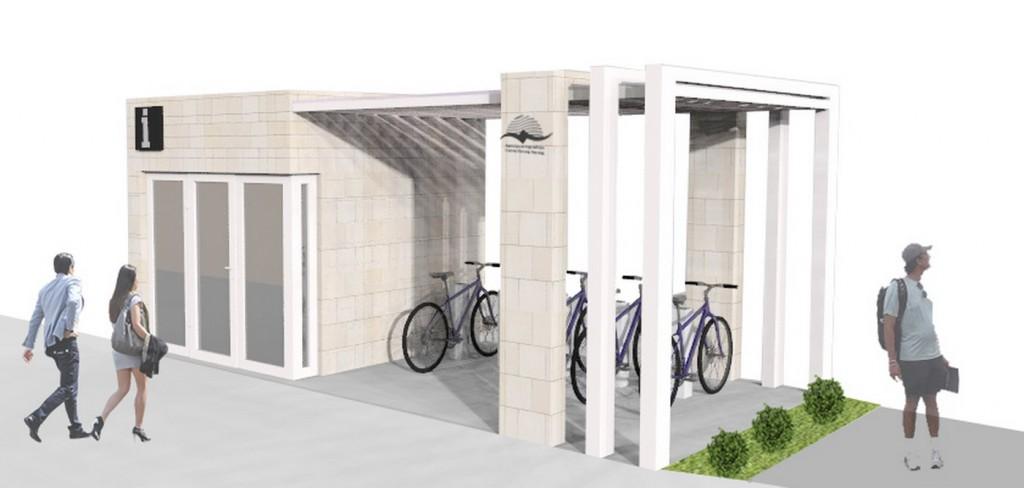 Foto Rent-a-bike stanica