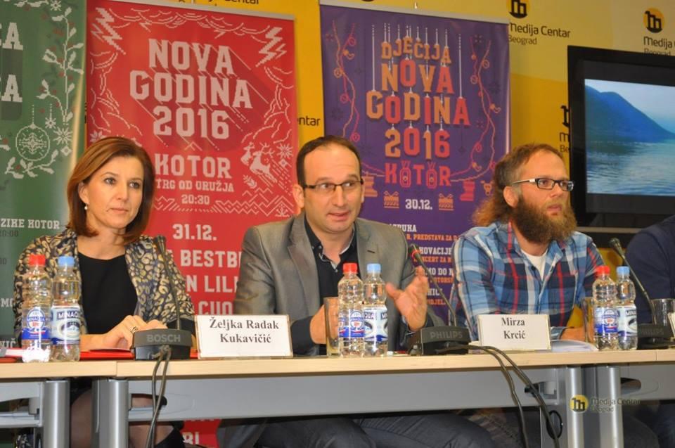 Press TO Kotor u Beogradu