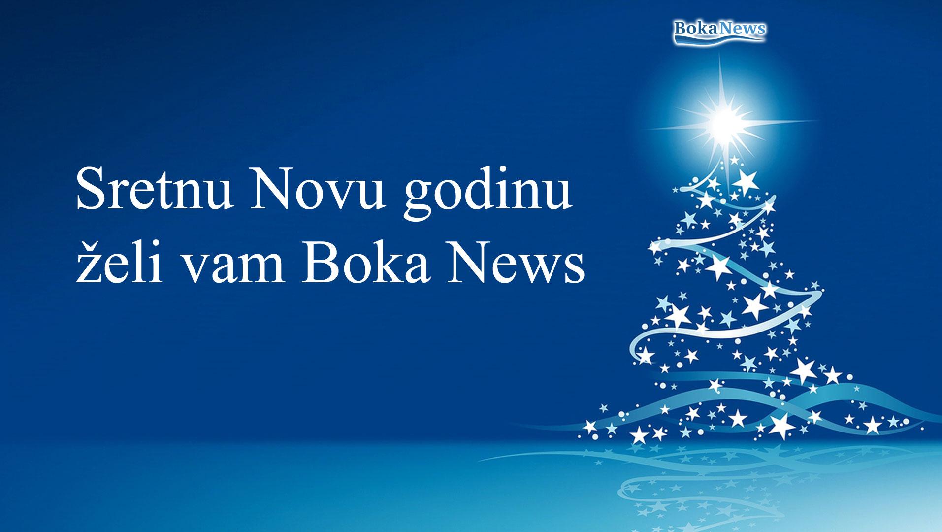 Sretna Nova godina Boka News