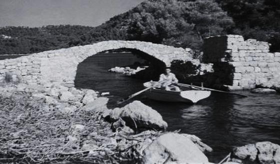 Stari most Mljet