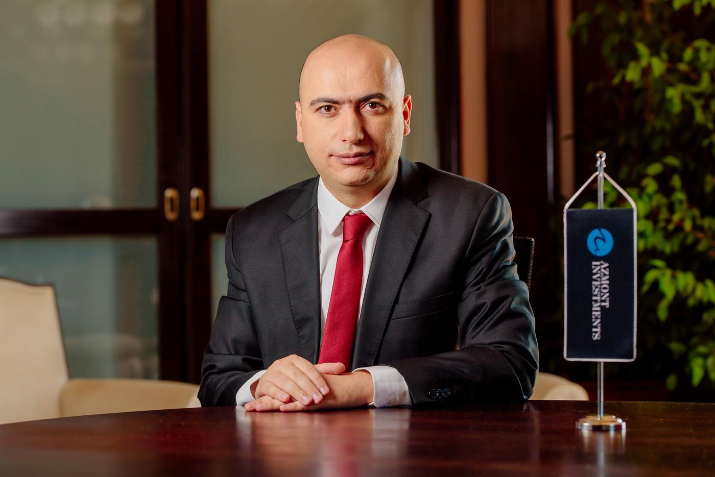 Azmont Investments - Rashad Rasullu
