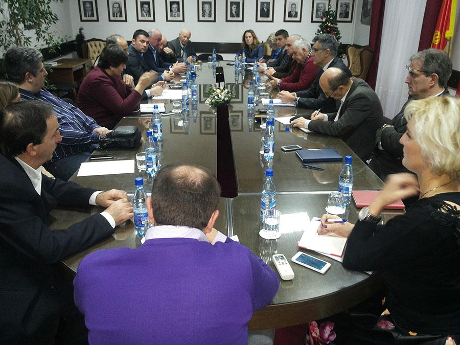 Sastanak sa Zoricom Kovačević