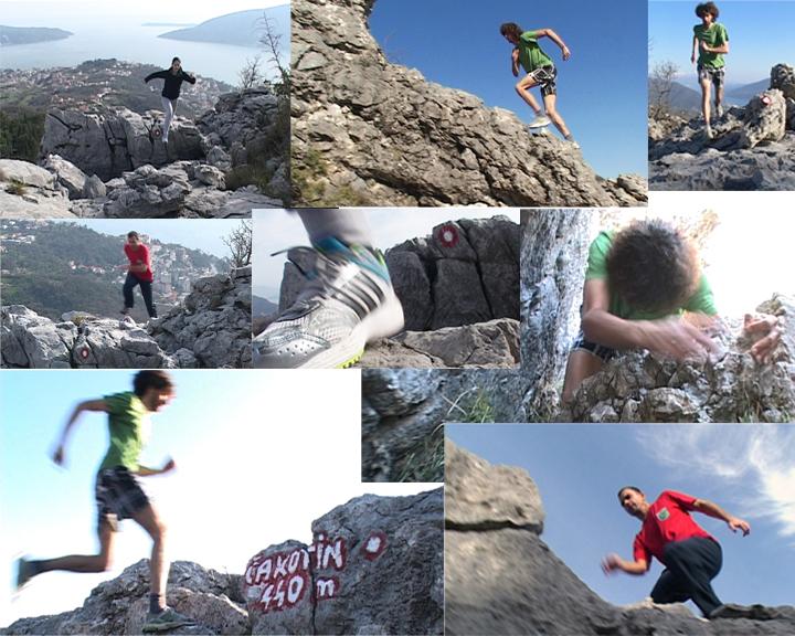 Cakotin, mountainrunning
