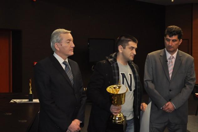 Nagrade najboljim sportistima Tivta 2015.