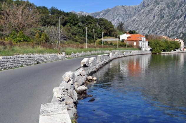 Parapeti - put Kotor - Prčanj