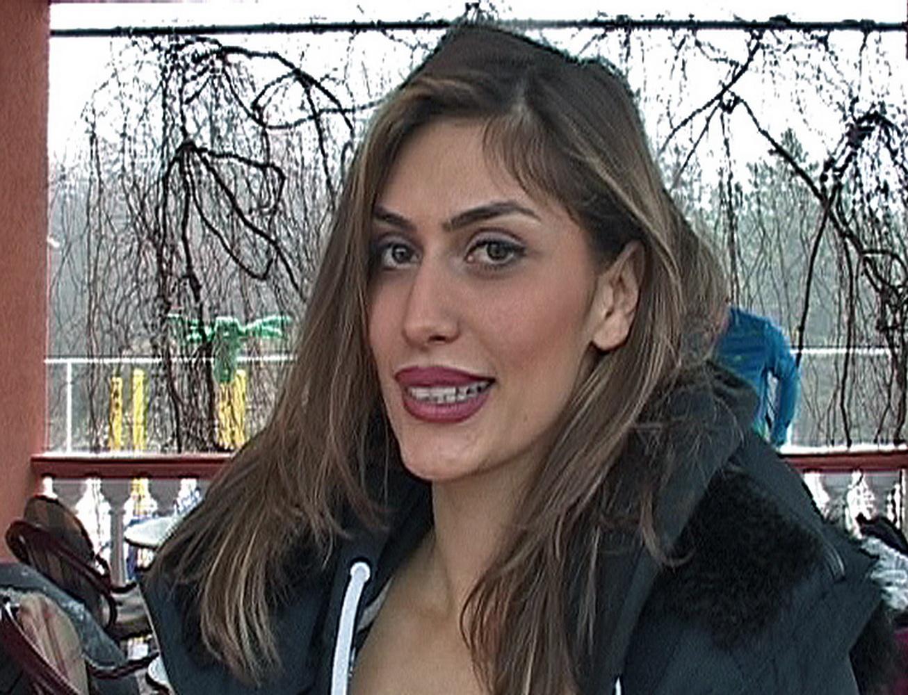 Natasa Milosavljevic, Miss Crne Gore 2015.