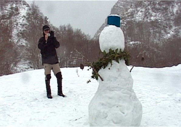 Nikola Brajovic i Snjesko Bijelic