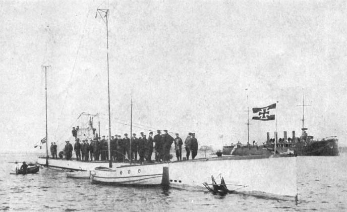 Podmornica U-35