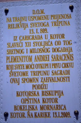 Karike Sveti Tripun