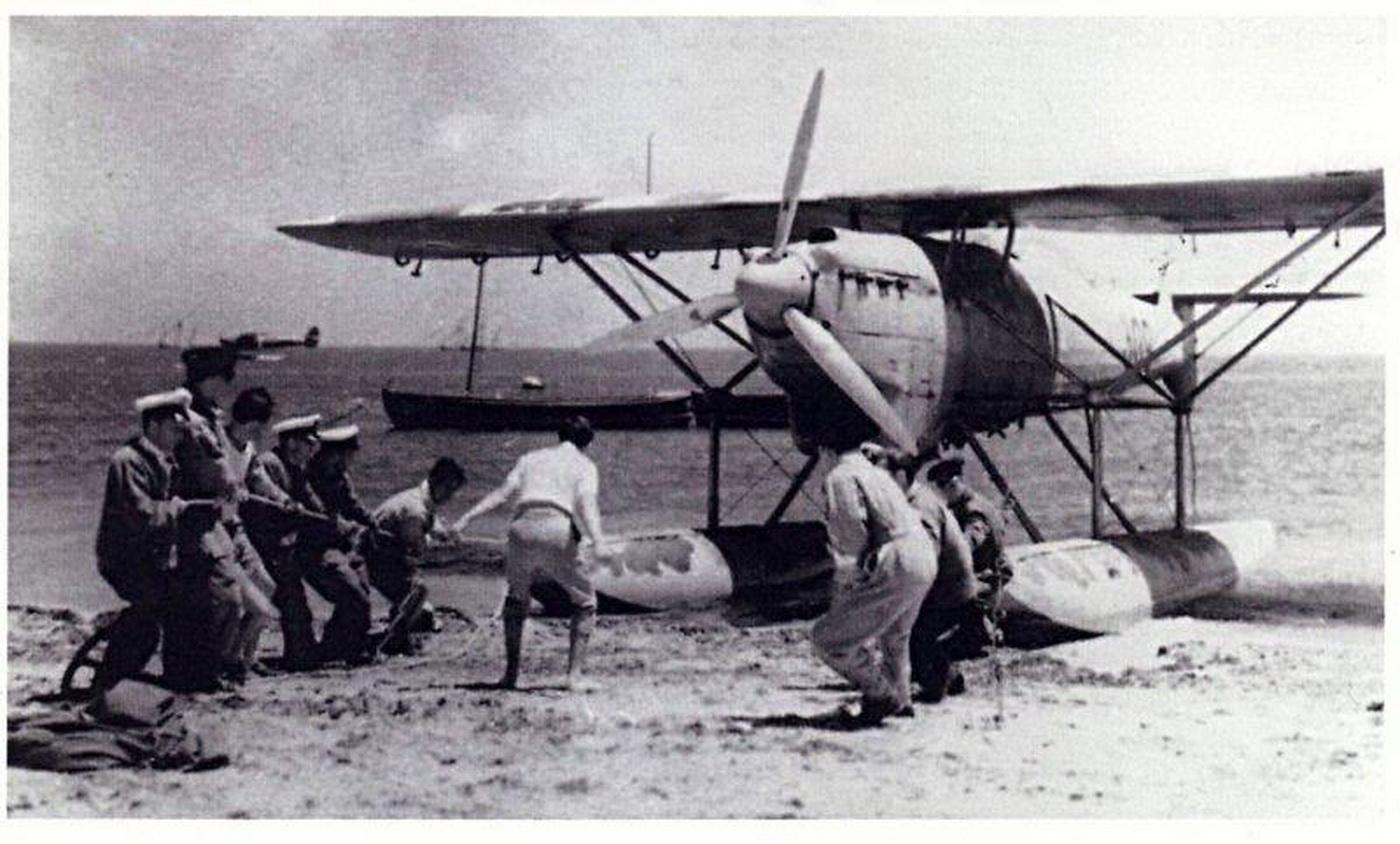 Iz svakodnevnice Abukirske eskadrile