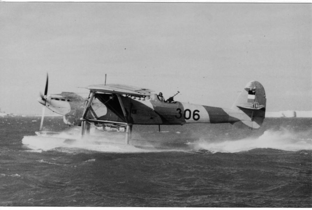 Jedan od hidroplana Abukirske eskadrile u Egiptu