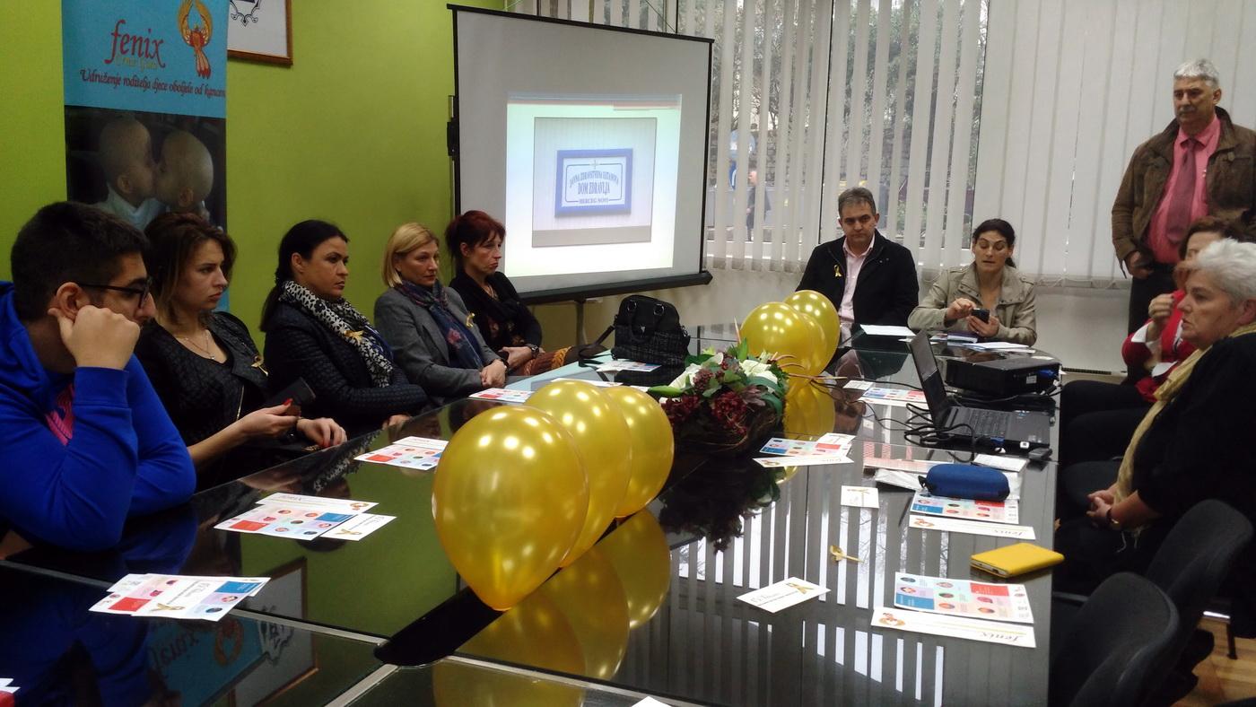 HN - Obilježen Međunarodni dan djece oboljele i liječene od raka