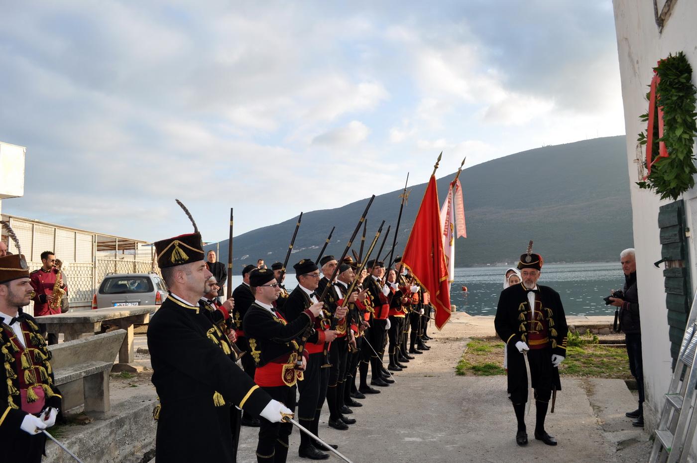 Dan sjećanja na pobunjene mornare u Boki 1918.