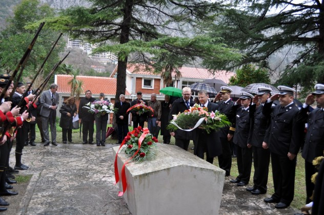 Sjećanje na strijeljane mornare 1918.