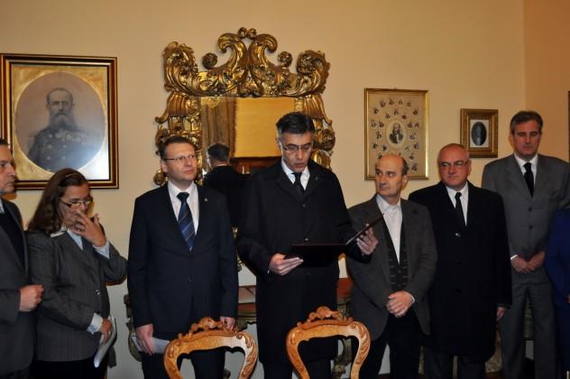 Povelja o saradnji Kotora i Prerova