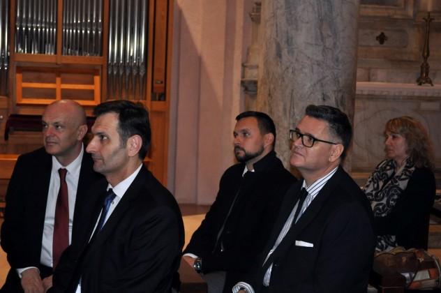 Ministar Miro Kovač u Kotoru