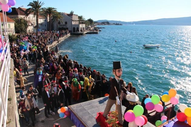 Lastovski karneval 2016.