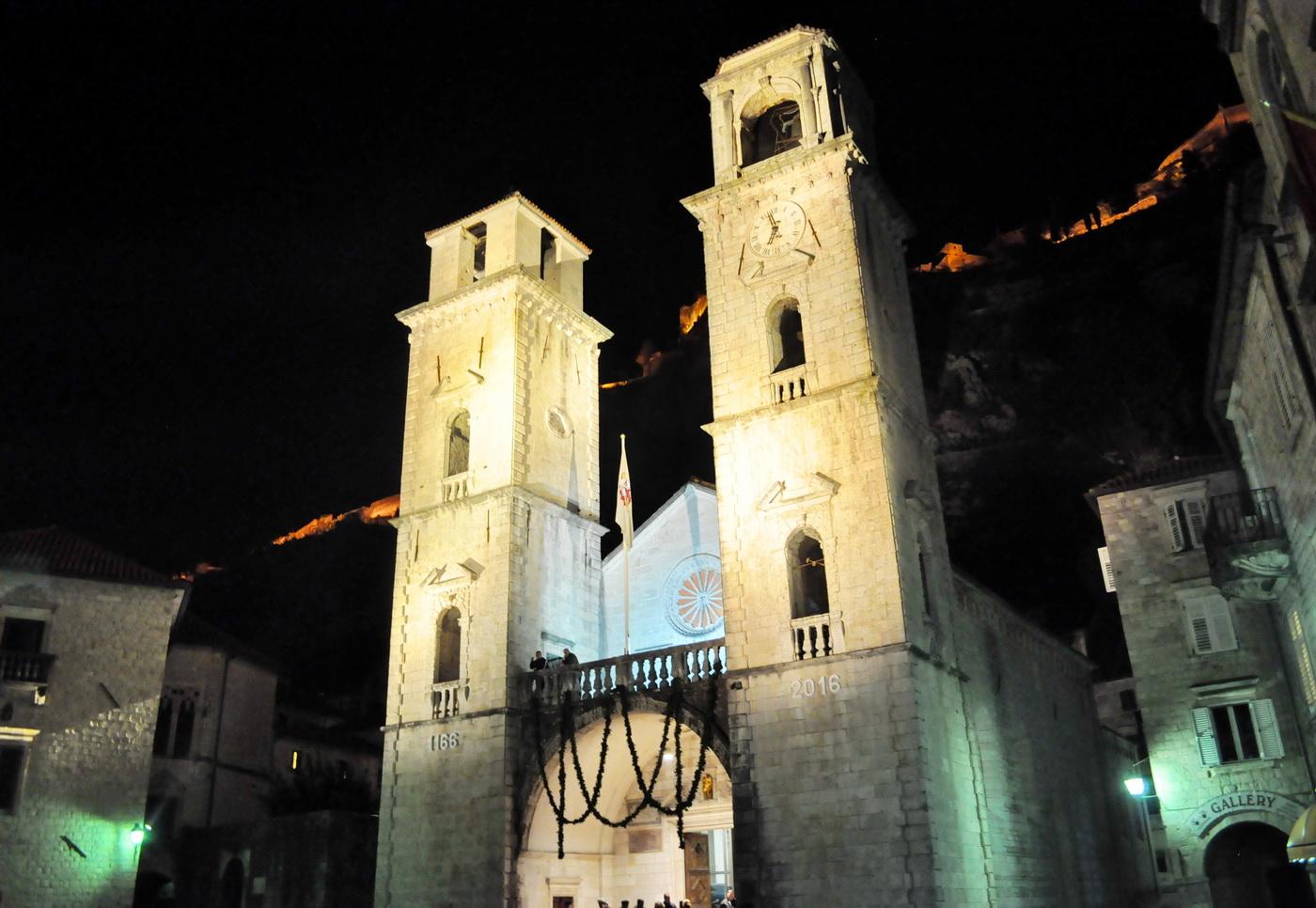 Katedrala Svetog Tripuna - foto Boka News