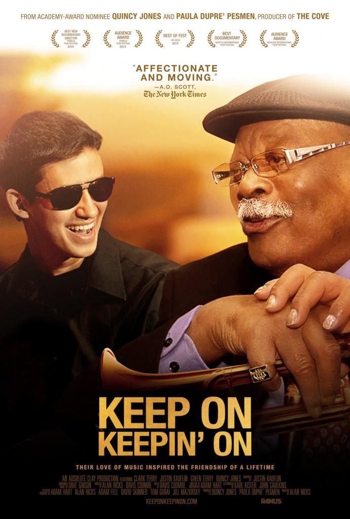 Keep On Keepin' On poster