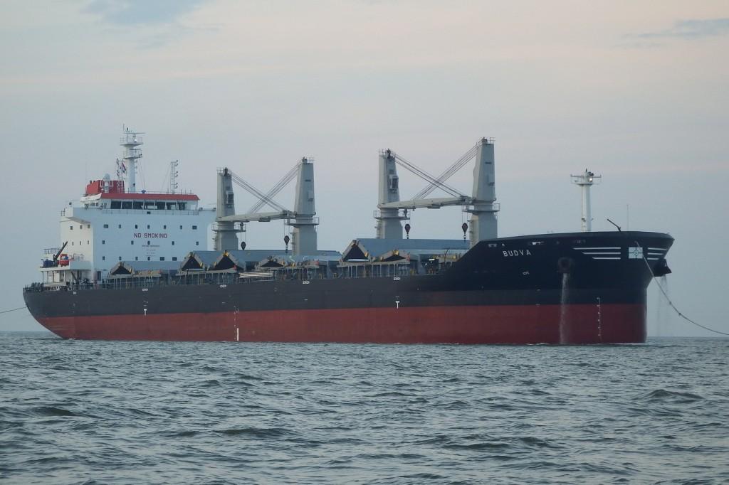 Brod BUDVA kompanije Barska plovidba
