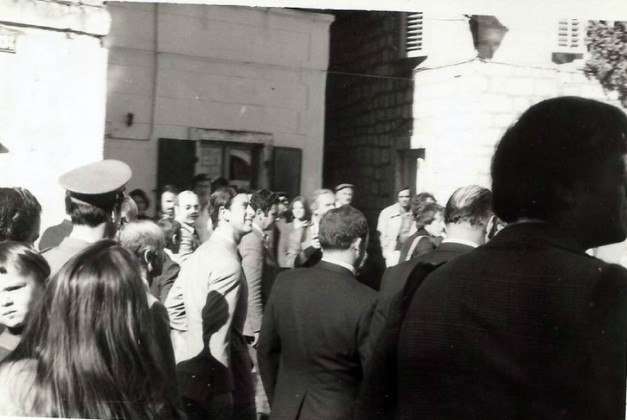 Princ Čarls u Kotoru 1978. - foto Dušan Davidović