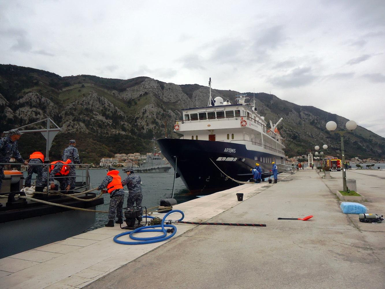 Vježba Kotor