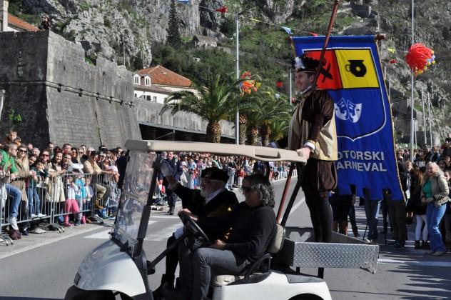 Kotorski karneval 2016.