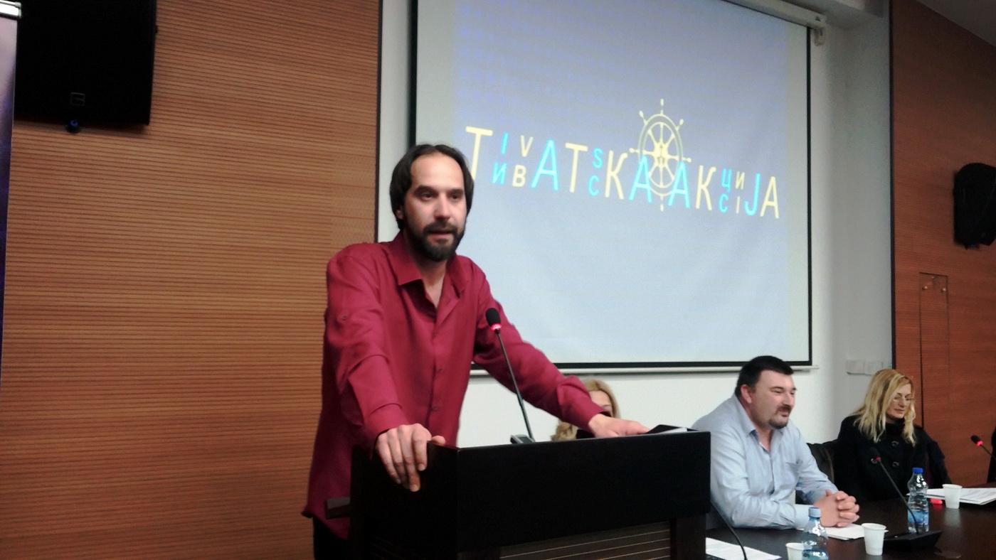 Kovacevic na konvenciji