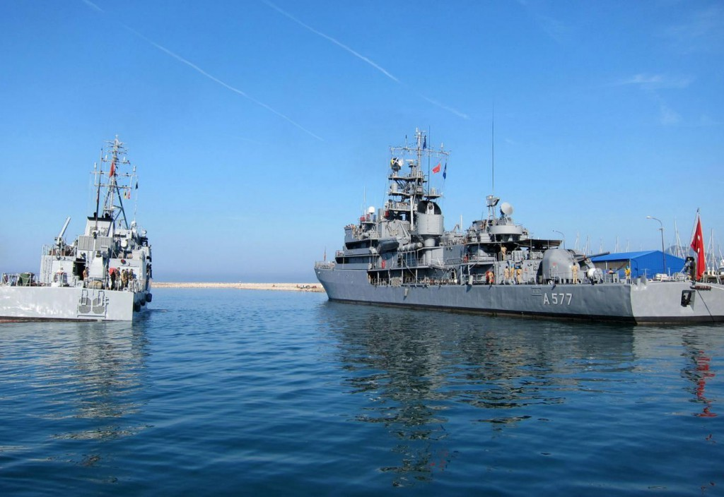 NATO-Mine-Counter-Measures-Group-Sails-to-Bar-MNE