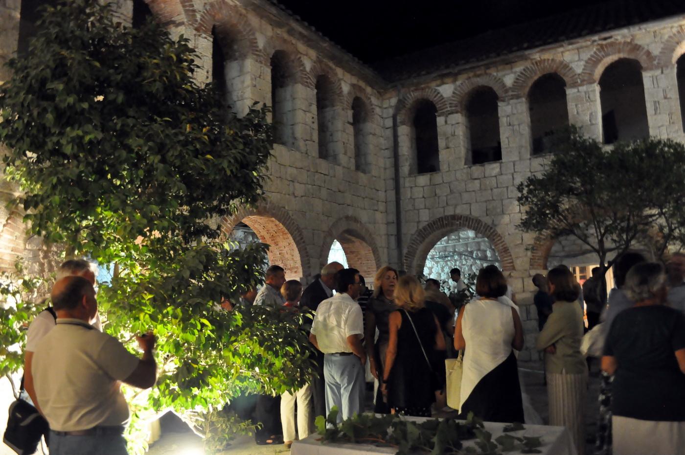 Prčanj franjevci samostan